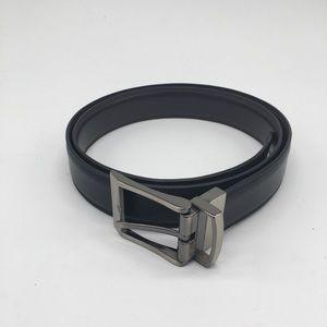 Other - Reversible black/brown leather belt